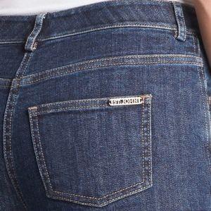 St. John Yellow Label 'Marie' Straight Leg Jeans 8